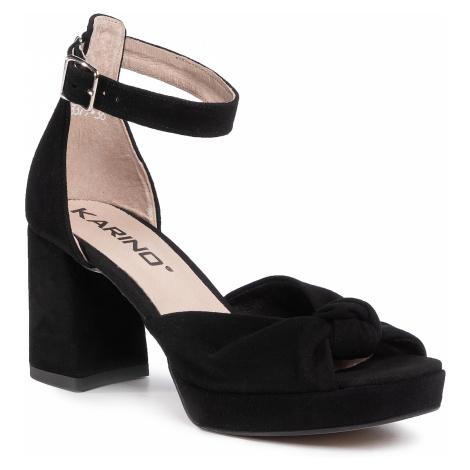 Sandały KARINO - 3379/003-P Czarny