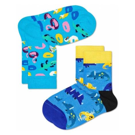 Happy Socks - Skarpetki dziecięce 15-34