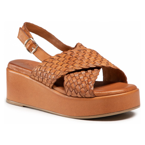 Sandały ANN MEX - 0012 Tabaka