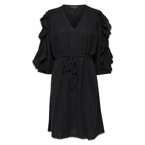 SELECTED FEMME Sukienka czarny