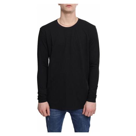 koszulka Urban Classics Terry LS/TB2390 - Black