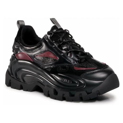 Sneakersy LIU JO - Wave 09 BF0011 EX044 Black 22222