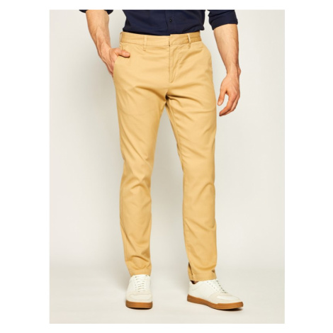 Spodnie materiałowe EA7 Emporio Armani