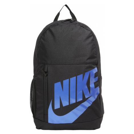Nike Sportswear Plecak niebieski / czarny