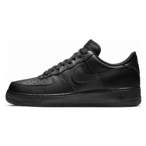 Buty męskie Nike Air Force 1'07 - Czerń