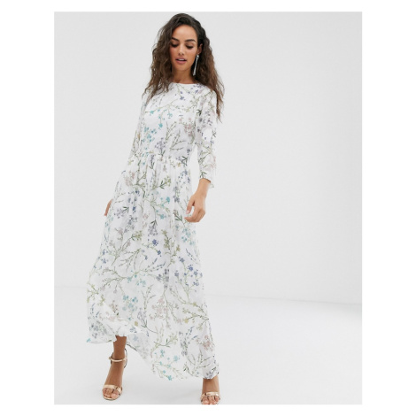 We Are Kindred Ambrosia floral maxi dress