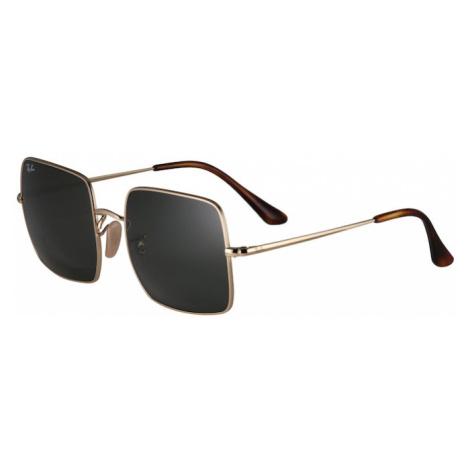 Ray-Ban Okulary przeciwsłoneczne 'SQUARE' złoty