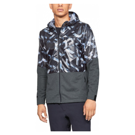 Under Armour Hybrid Windbreaker Kurtka Szary