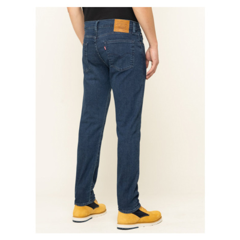 Levi's® Jeansy Tapered Fit 29507-0649 Granatowy Tapered Fit Levi´s