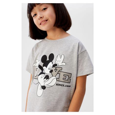 Mango Kids - T-shirt dziecięcy Love 110-164 cm