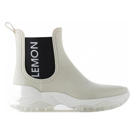 Lemon Jelly, Jayden Shoe Boots Beżowy, female, rozmiary:
