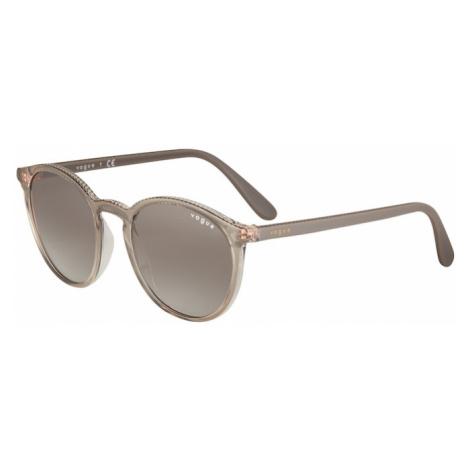 VOGUE Eyewear Okulary przeciwsłoneczne przezroczysty / szary