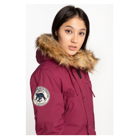 Kurtka Alpha Industries Polar Jacket Wmn 454 Major Red