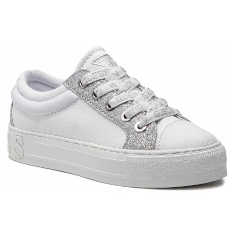 Sneakersy GUESS - FL5LY5 FAB12 WHITE