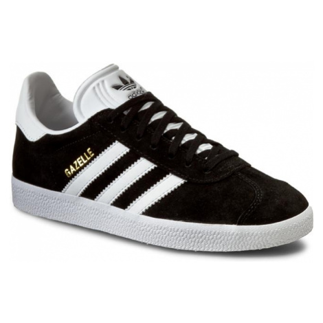 Buty adidas - Gazelle BB5476 Cblack/White/Goldmt