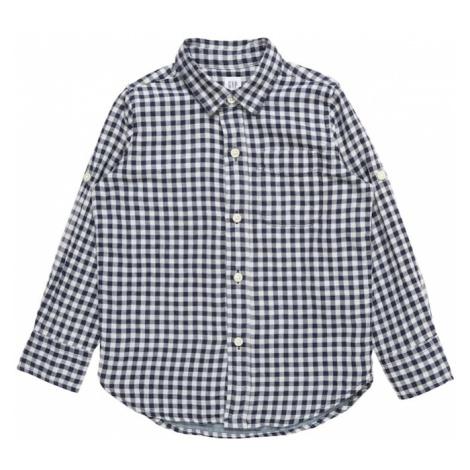 GAP Koszula niebieski / biały
