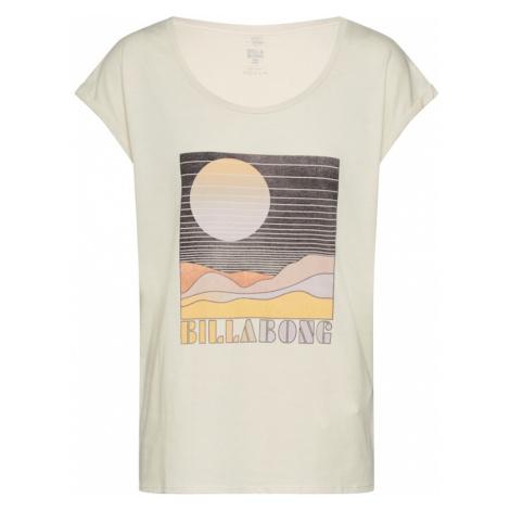 BILLABONG Koszulka 'All Night' pełnobiały
