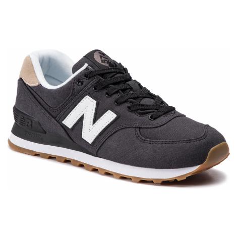 Sneakersy NEW BALANCE - ML574STE Granatowy