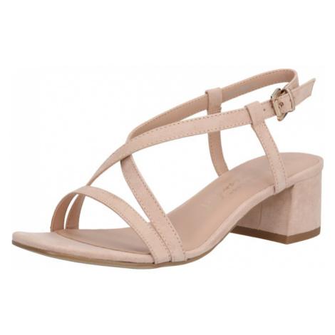 NEW LOOK Sandały z rzemykami 'RULIE' beżowy