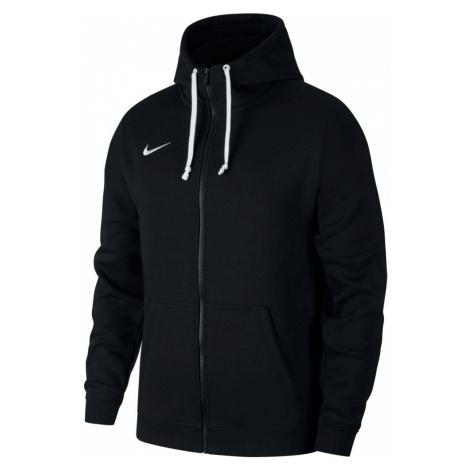 Nike Team Club 19 FZ Hoodie Męska Czarna (AJ1313-010)