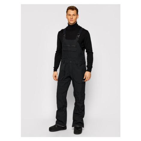 Volcom Spodnie snowboardowe Roan Rib Overall G1351909 Czarny Relaxed Fit