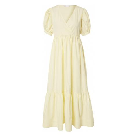 EDITED Sukienka 'Cybil' żółty