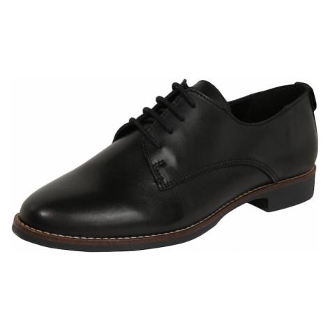 ALDO Buty sznurowane 'MAEDAGUA' czarny