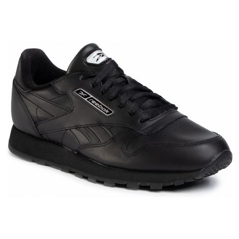 Buty Reebok - Cl Leather Mu EG3622 Black/White/Silvmt