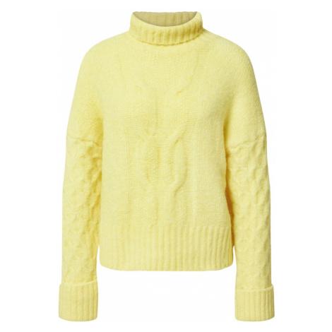 Y.A.S Sweter żółty