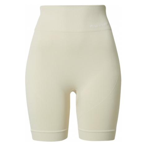 NU-IN Spodnie sportowe 'Cycling Shorts' beżowy