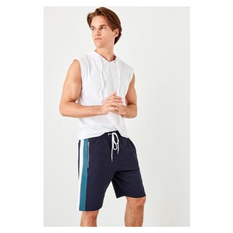 Trendyol Navy Blue male Shorts
