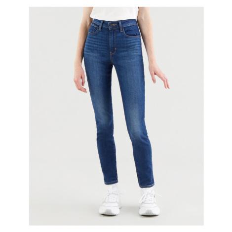 Levi's® 721™ High Rise Skinny Dżinsy Niebieski Levi´s