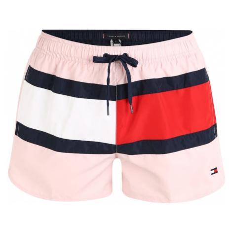 Tommy Hilfiger Underwear Szorty kąpielowe różowy