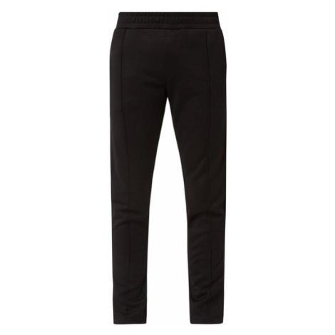 Spodnie typu track pants z logo po bokach Tommy Hilfiger