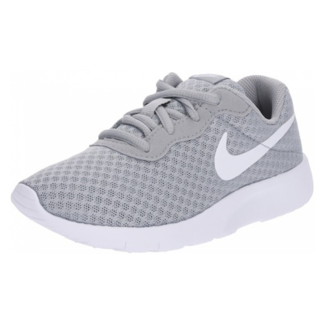 Nike Sportswear Trampki 'Tanjun' szary / biały