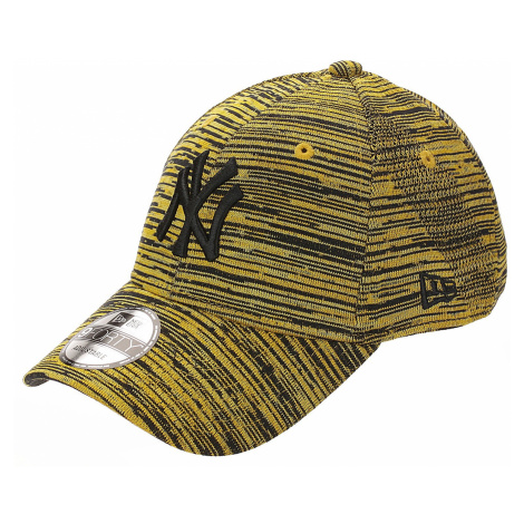 czapka z daszkiem New Era 9FO Engineered Fit MLB New York Yankees - Yellow/Black