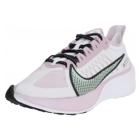 NIKE Buty do biegania 'Zoom Gravity' różowy pudrowy / miętowy / biały