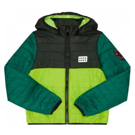 LEGO Wear Kurtka puchowa LwJoshua 606 22922 Zielony Regular Fit