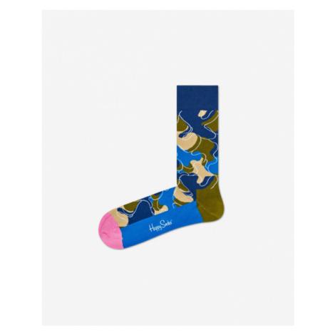 Happy Socks Raw Skarpetki Niebieski
