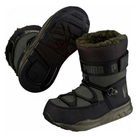 Puma KIDS TRINOMIC BOOT PS - Buty zimowe dziecięce