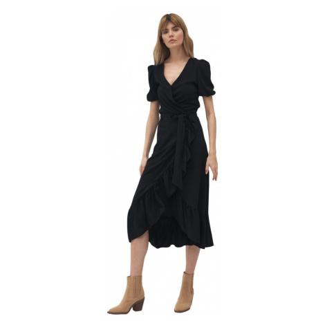 Kopertowa sukienka Nife