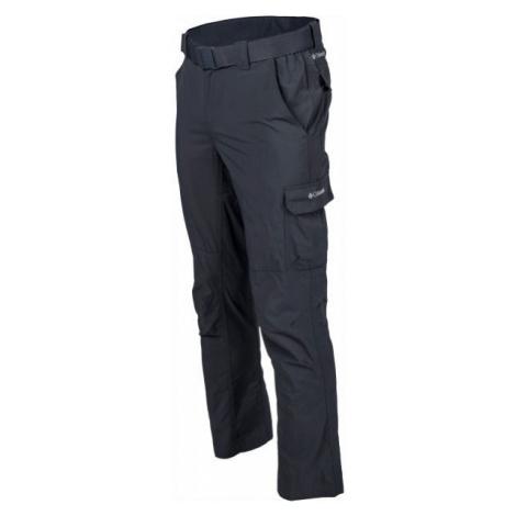 Columbia SILVER RIDGE II CARGO PANT brązowy 30/32 - Spodnie trekkingowe męskie