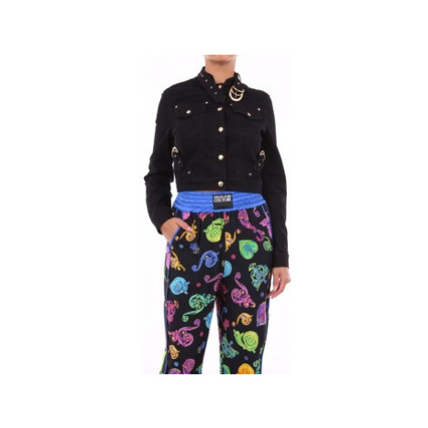 Kurtki jeansowe Versace Jeans Couture C0HVA931VDP411