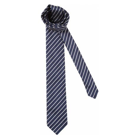 HUGO Krawat 'Tie cm 7' ciemny niebieski Hugo Boss