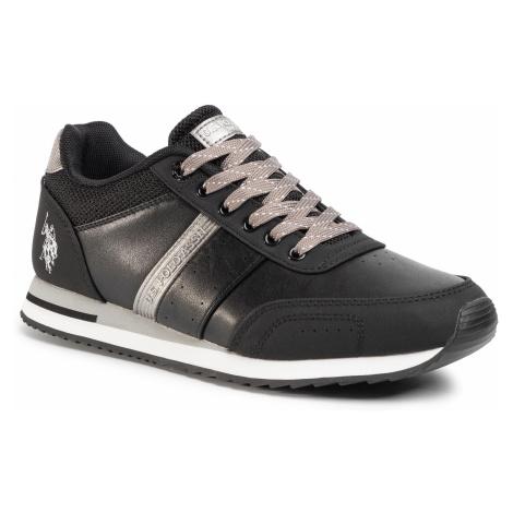 Sneakersy U.S. POLO ASSN. - Jason XIRIO4121S0/YM1 Blk
