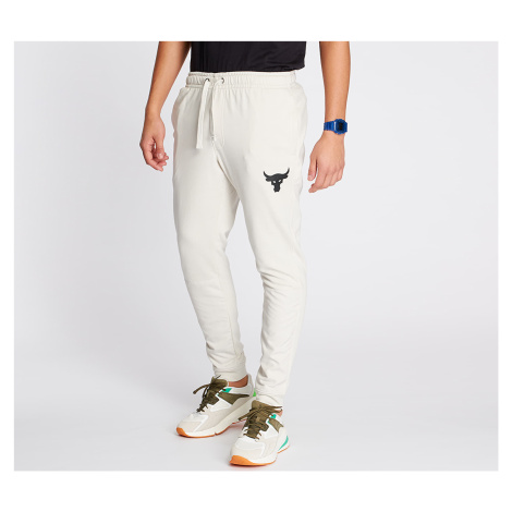Under Armour Project Rock Terry Joggers Summit White/ Black