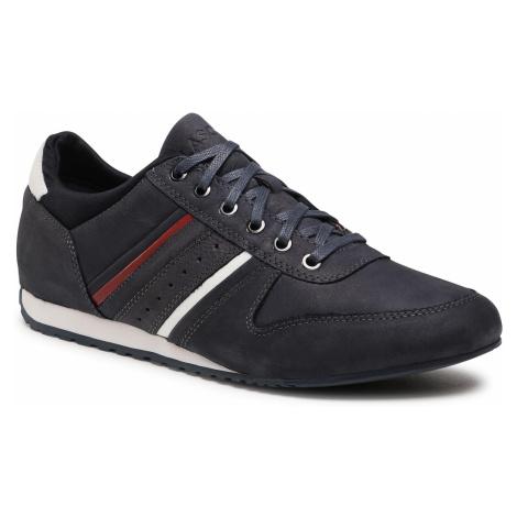 Sneakersy LASOCKI FOR MEN - MB-EMERALD-02 Navy