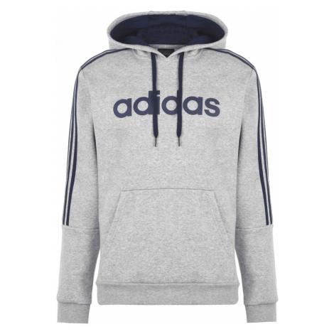 Bluza z kapturem męska Adidas 3 Stripes Logo