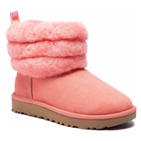 Buty UGG - W Fluff Mini Quilted 1098533 W/Lnt