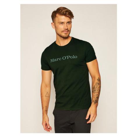 Marc O'Polo T-Shirt 27 222 051 230 Zielony Regular Fit